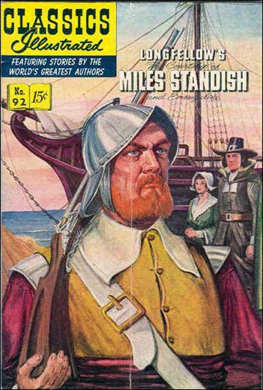 Classic Comics/Classics Illustrated 92-A by Gilberton