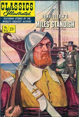 Classic Comics/Classics Illustrated 92-A