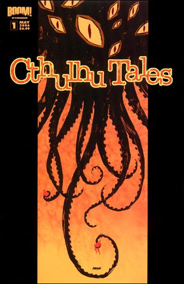 Cthulhu Tales (2006) 1-A by Boom! Studios