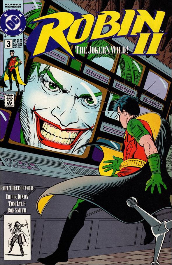 Robin II 3-A by DC