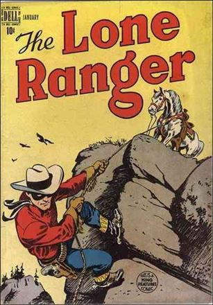 Lone Ranger (1948) 7-A