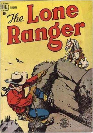 Lone Ranger (1948) 7-A