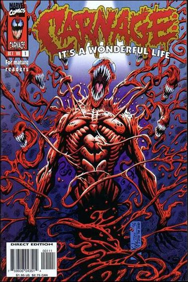 Carnage: It's a Wonderful Life 1-A by Marvel