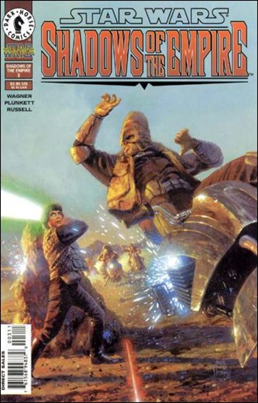 Star Wars: Shadows of the Empire 3-A by Dark Horse