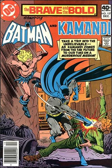 Brave and the Bold (1955) 157-A by DC