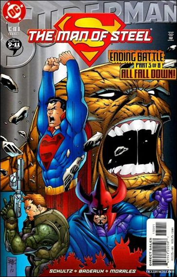 Superman: The Man of Steel 130-A by DC