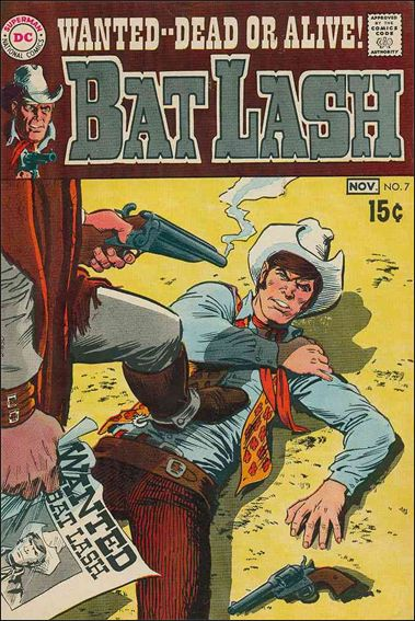 Bat Lash (1968) 7-A by DC