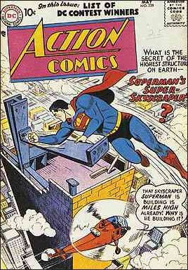 Action Comics (1938) 228-A by DC