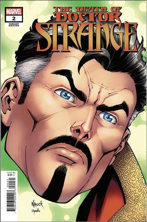 Death of Doctor Strange 2-B