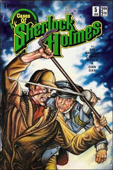 Cases of Sherlock Holmes 5-A by Renegade