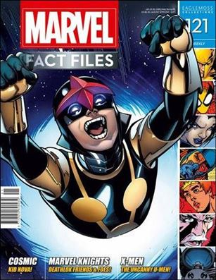 Marvel Fact Files 121-A
