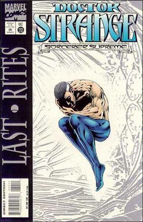 Doctor Strange, Sorcerer Supreme 72-A