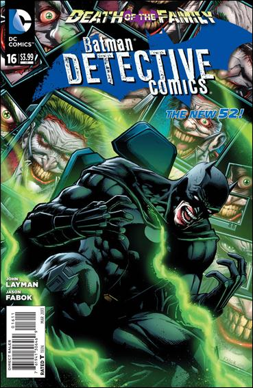 Detective Comics (2011) 16-A by DC