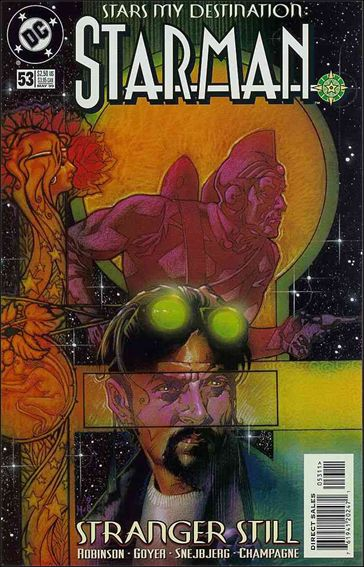 Starman (1994) 53-A by DC