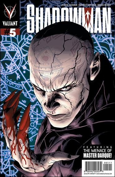 Shadowman (2012) 5-A by Valiant Entertainment