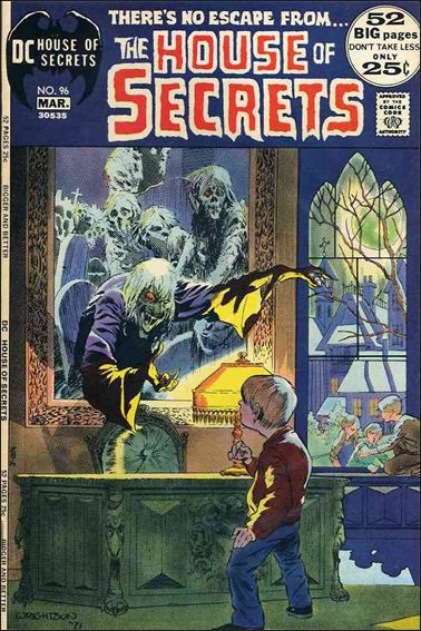 House of Secrets (1956) 96-A by DC