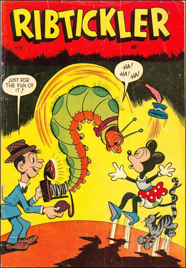 Ribtickler (1957) 8-A by Green Publishing