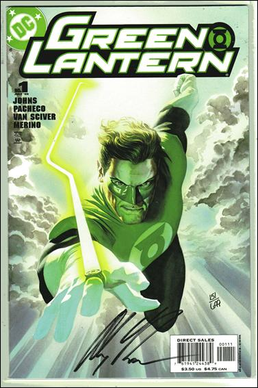 Green Lantern (2005) 1-D by DC