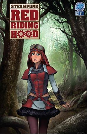 Steampunk Red Riding Hood 1-A