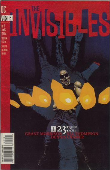 Invisibles (1994) 9-A by Vertigo