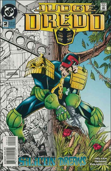 Judge Dredd (1994) 2-A by DC