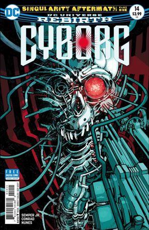 Cyborg (2016) 14-A