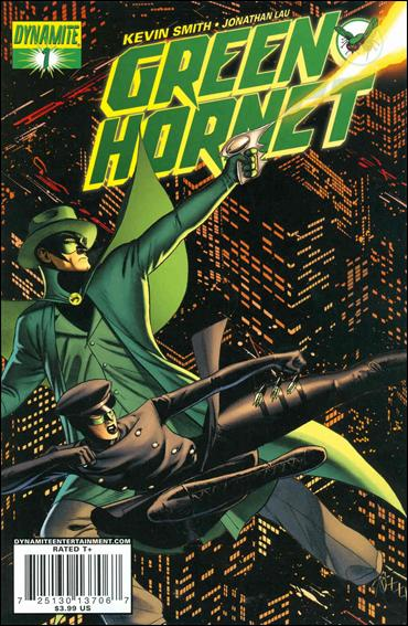 Green Hornet (2010) 1-B by Dynamite Entertainment