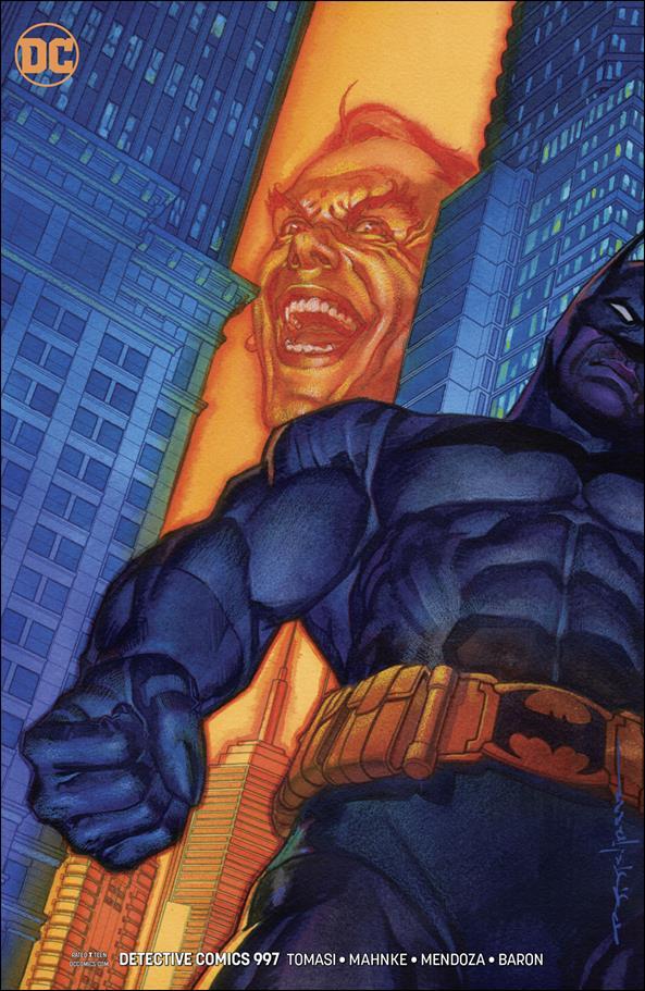 Detective Comics (1937) 997-B by DC
