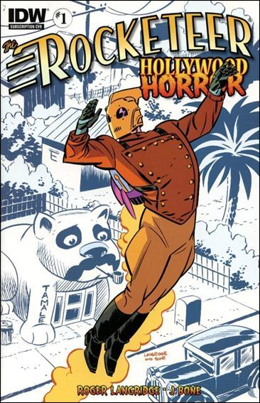 Rocketeer: Hollywood Horror 1-C by IDW