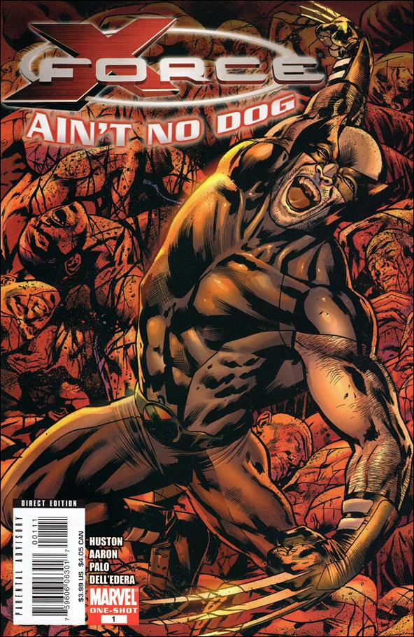 X-Force Special: Ain't No Dog nn-A by Marvel