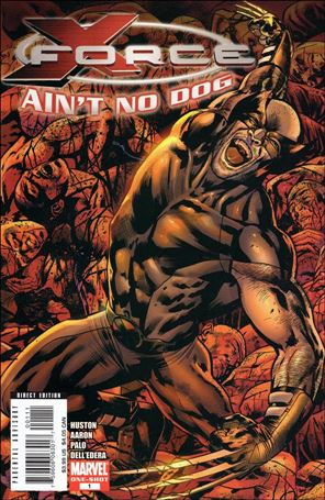 X-Force Special: Ain't No Dog nn-A