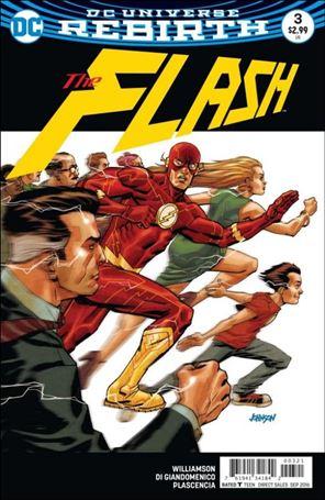Flash (2016) 3-B