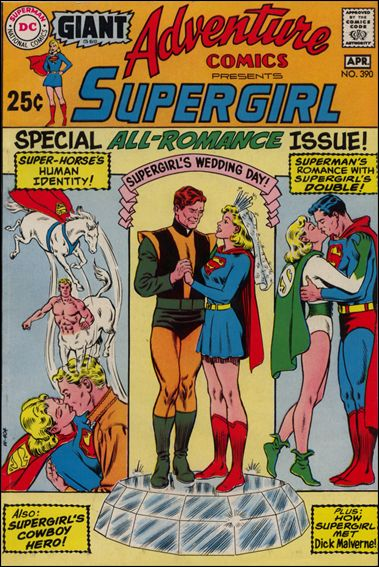 Adventure Comics (1938) 390-A by DC