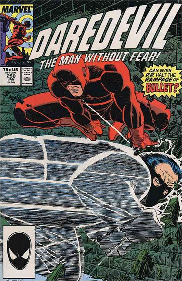 Daredevil (1964) 250-A by Marvel