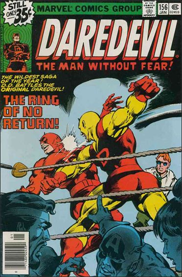 Daredevil (1964) 156-A by Marvel