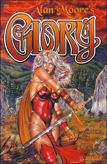 Alan Moore's Glory 0-G by Avatar Press