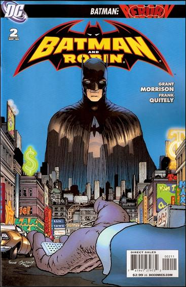 Batman and Robin (2009) 2-A by DC