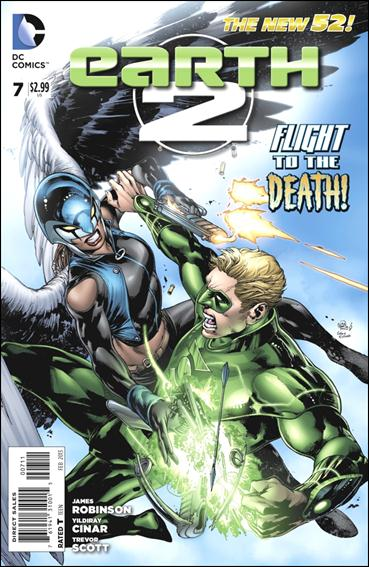 Earth 2 7-A by DC
