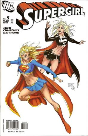 Supergirl (2005) 5-C