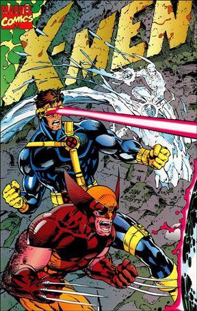 X-Men (1991) 1-E