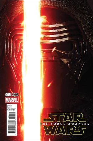Star Wars: The Force Awakens Adaptation 5-B