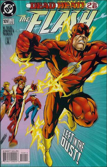 Flash (1987) 109-A by DC