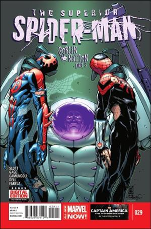Superior Spider-Man 29-A