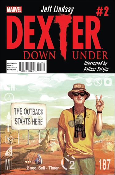 Dexter: Down Under 2-A by Marvel