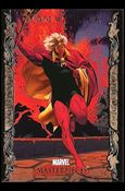 2007 Marvel Masterpieces (Parallel Gold Border Base Set) 3-A