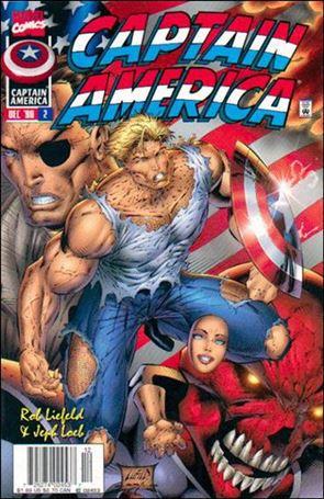 Captain America (1996) 2-B