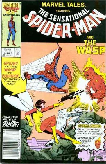 Marvel Tales (1966) 194-A by Marvel