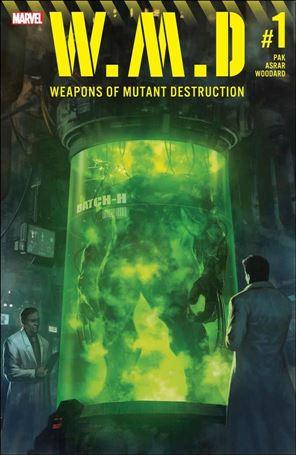 Weapons of Mutant Destruction 1-A