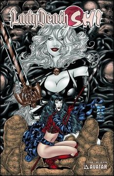 Lady Death/Shi 2-B by Avatar Press