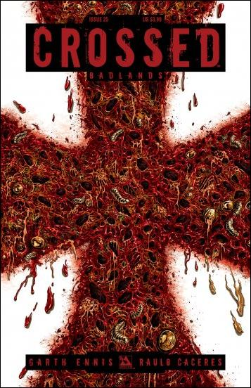 Crossed: Badlands 25-A by Avatar Press